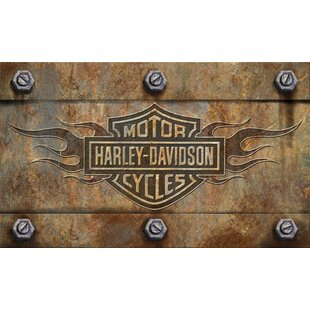 Harley Davidson® Mat. By Evergreen Enterprises ...