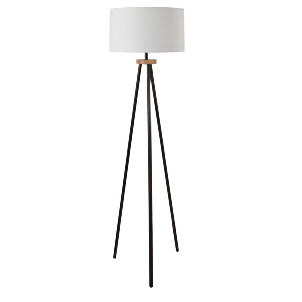 George Oliver Mccown Retro 62 Tripod Floor Lamp Reviews Wayfair