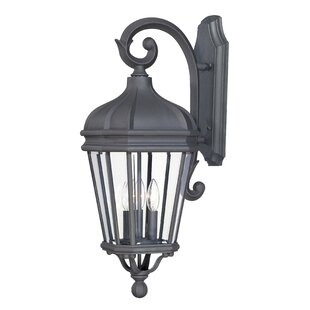 Harrison 3-Light Outdoor Wall Lantern