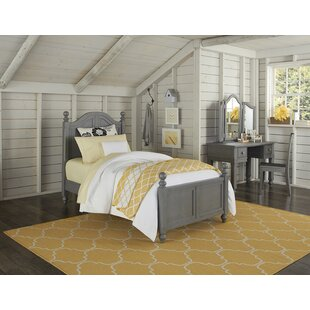 Great choice Nickelsville Arch Twin Panel Bed by Three Posts Reviews (2019) & Buyer's Guide