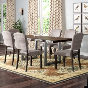 Thomasson 7 Piece Dining Set Mistana