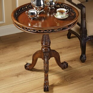 Lady Wentworth Pie Crust End Table