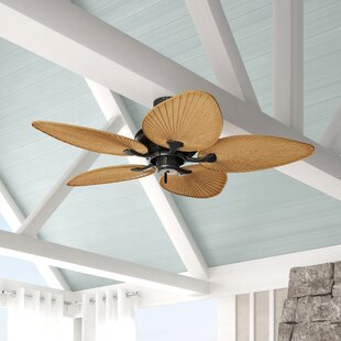 Outdoor Wicker Ceiling Fan Wayfair