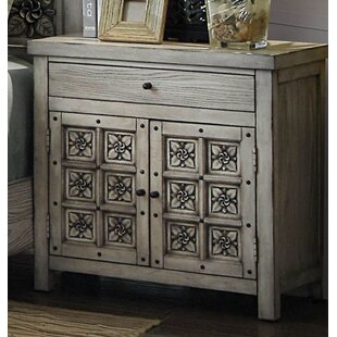 Great Price Northwoods 1 Drawer Nightstand by Bungalow Rose