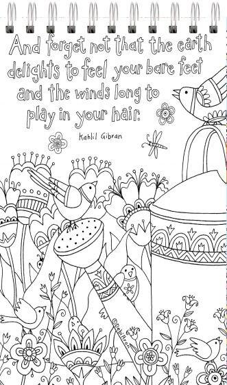 Lang Cheerful Journey Travel Coloring Book & Reviews | Wayfair