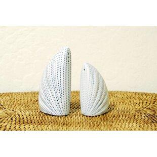 Seashell Salt & Pepper Shaker Set