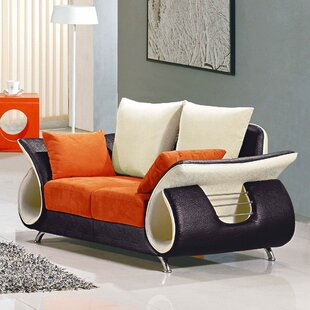 Boltz Loveseat by Orren Ellis