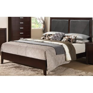 Lance Upholstered Panel Bed