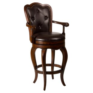 Millington 26 Swivel Bar Stool Astoria Grand