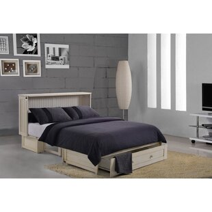 Cossette Queen Murphy Bed with Mattress