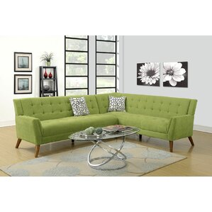 Engelman Sectional by Ivy Bronx