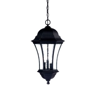Prestbury 3-Light Outdoor Hanging Lantern
