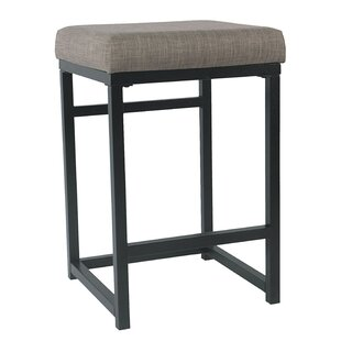 Ectasia 24 Bar Stool Gracie Oaks