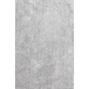 Cine Hand-Tufted Silver Area Rug