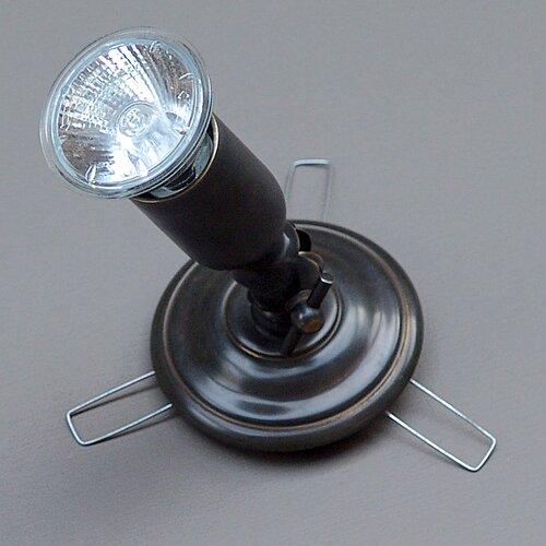 Morningside 1 Light Ceiling Spotlight Ebern Designs Finish: