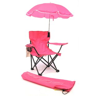 Annette Beach Kids Chair with Shoulder Bag By Zoomie Kids