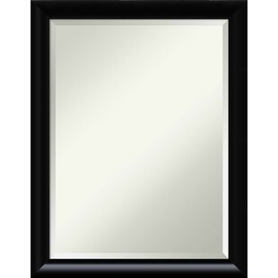 Winston Porter Harrow Bathroom Accent Mirror