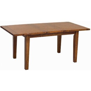 Yorba Linda Large Extendable Dining Table Loon Peak
