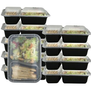 7 Container Food Storage Set (Set of 7)