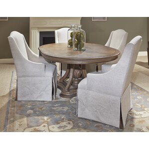 Deverel 5 Piece Dining Set by World Menagerie