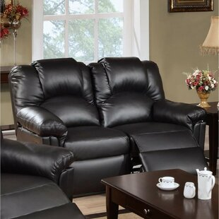 Rouse Reclining Loveseat by Charlton Home