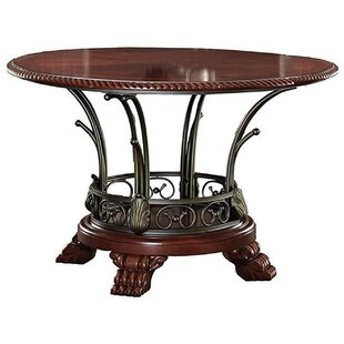 Nalston Dining Table Fleur De Lis Living