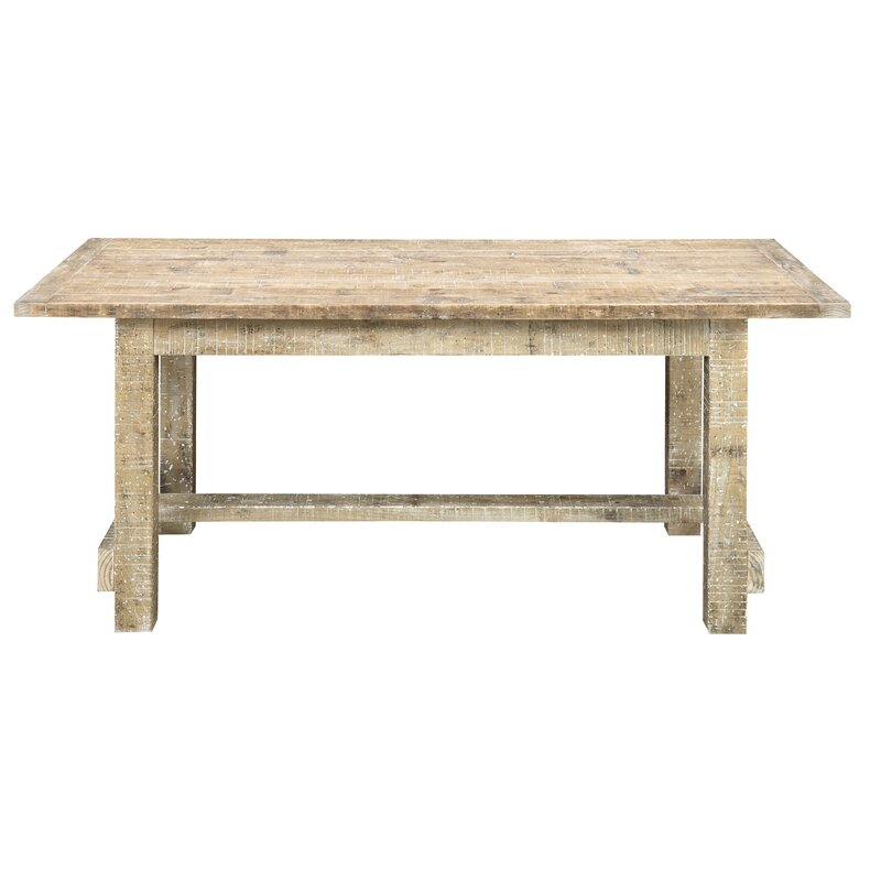 Bedard Gathering Dining Table. French Country Furniture Finds. Because European country and French farmhouse style is easy to love. Rustic elegant charm is lovely indeed.