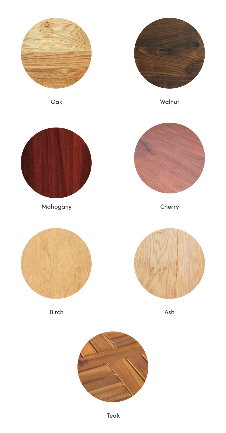 Wood Furniture Types Finishes Glossary Wayfair