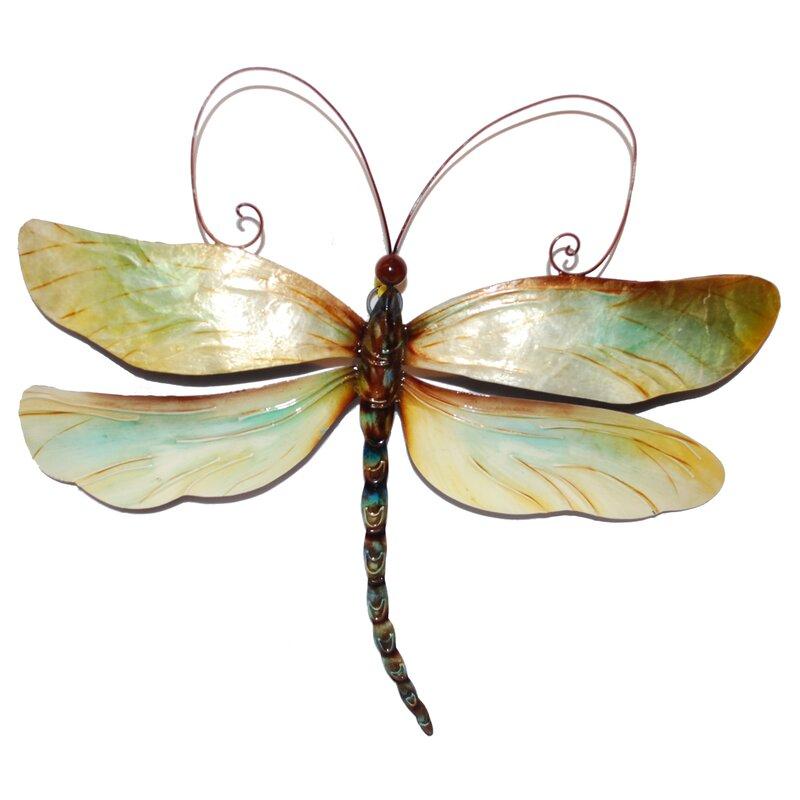 Eangee Home Design Dragonfly Wall Décor & Reviews   Wayfair