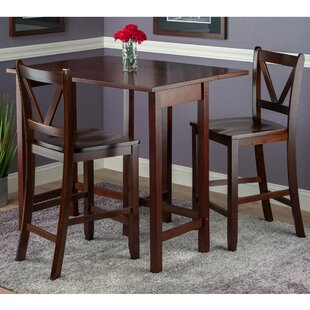 Lynnwood 3 Piece Dining Set Winsome