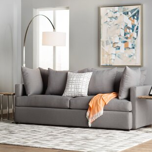 Mckenzie Sofa by Mercury Row No Copoun
