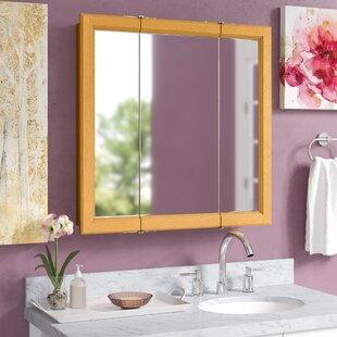 Buying Steubenville 30 x 30 Surface Mount Medicine Cabinet ByAndover Mills