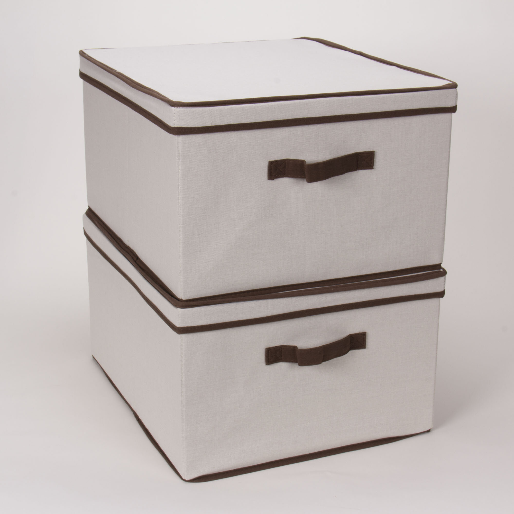 Rebrilliant Jumbo Storage Box Reviews Wayfair