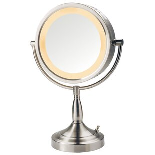 Searching for Lighted Vanity Mirror ByDarby Home Co