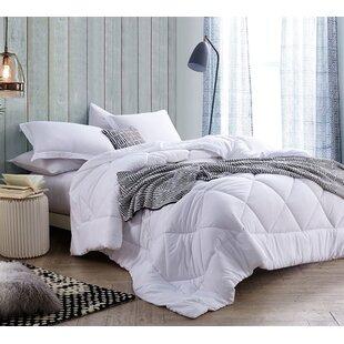 Tony Solid 3 Piece Reversible Comforter Set
