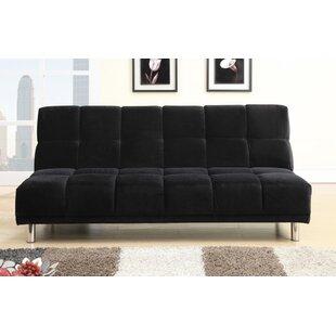 Adair Plush Convertible Sofa