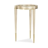 Skinny 3 Legs End Table by Caracole Classic