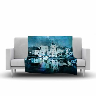 Read Reviews Suzanne Carter Night Sky Fleece Blanket By East Urban Home