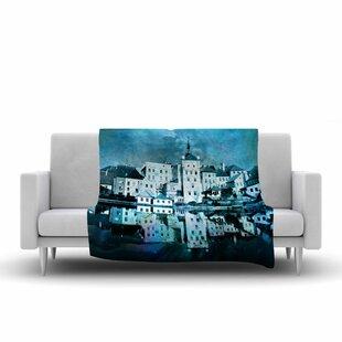 Suzanne Carter Night Sky Fleece Blanket ByEast Urban Home