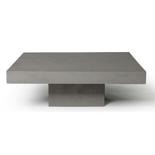 T Coffee Table by Lyon Beton Find
