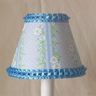Shimmering Vines 11 Fabric Empire Lamp Shade