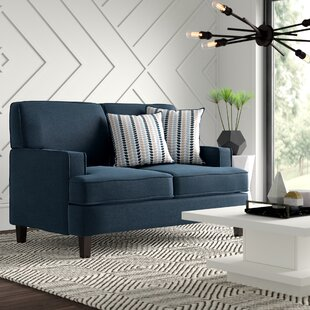 Shop Donegan Loveseat by Mercury Row