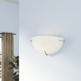 Comparison Galilea 1 Light Wall Sconce By Zipcode Design