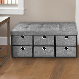 Newman Collapsible Storage Ottoman