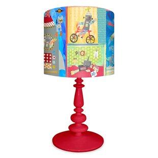 Robots 21 Table Lamp