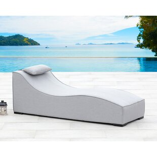 Breeze Chaise Lounge with Cushion