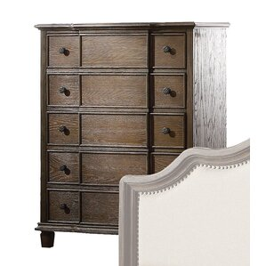 Baudouin 5 Drawer Standard Chest by ACME Furniture