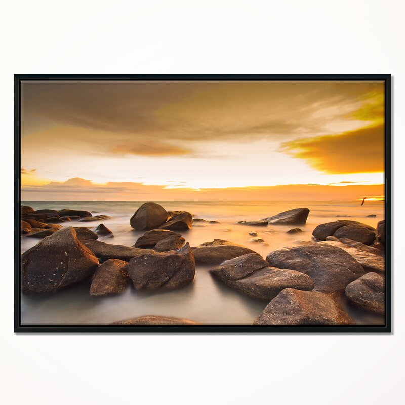 Tropical Beach Framed Pictures - The Best Frame Of 2018