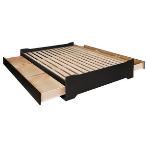 Oleanna Storage Platform Bed