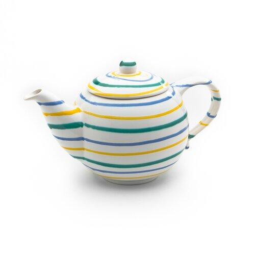 Teekanne aus Keramik Gmundner Keramik Farbe: Bunt| Inhalt: 0|5 L | Küche und Esszimmer > Kaffee und Tee > Teekocher | Gmundner Keramik